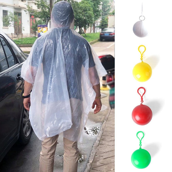 portable  raincoats