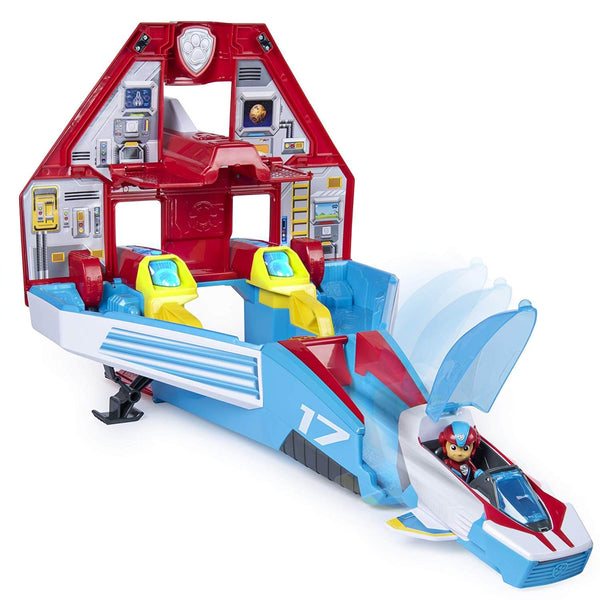 The Paw Patrol Jet