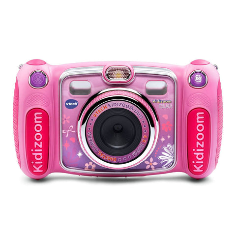 Kidizoom Duo pink digital camera for girls