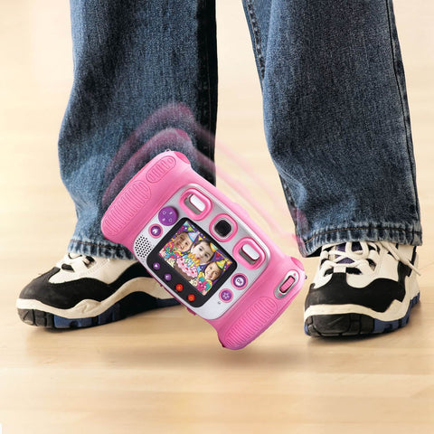 kids camera durable enough to handle drops and tumbles