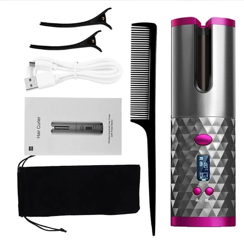 best Automatic Wireless Hair Curler