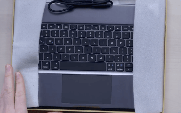 A first-hand review of Libra keyboard/trackpad case for iPad Pro