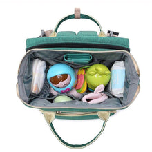 Load image into Gallery viewer, Expanding Nursing Diaper Bag-New QuickSnap™ Technology
