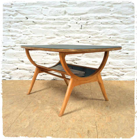Grande Table Basse Vintage Revisitée