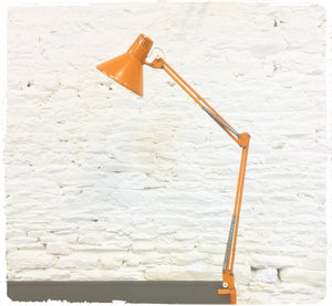 Lampe d'Architecte Vintage Twist T1 Orange
