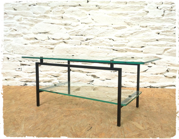 Table Basse Vintage Moderniste DLG Pierre Guariche