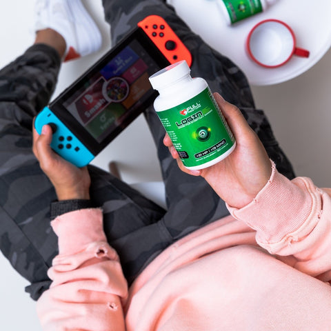 Login vitamin for gamers