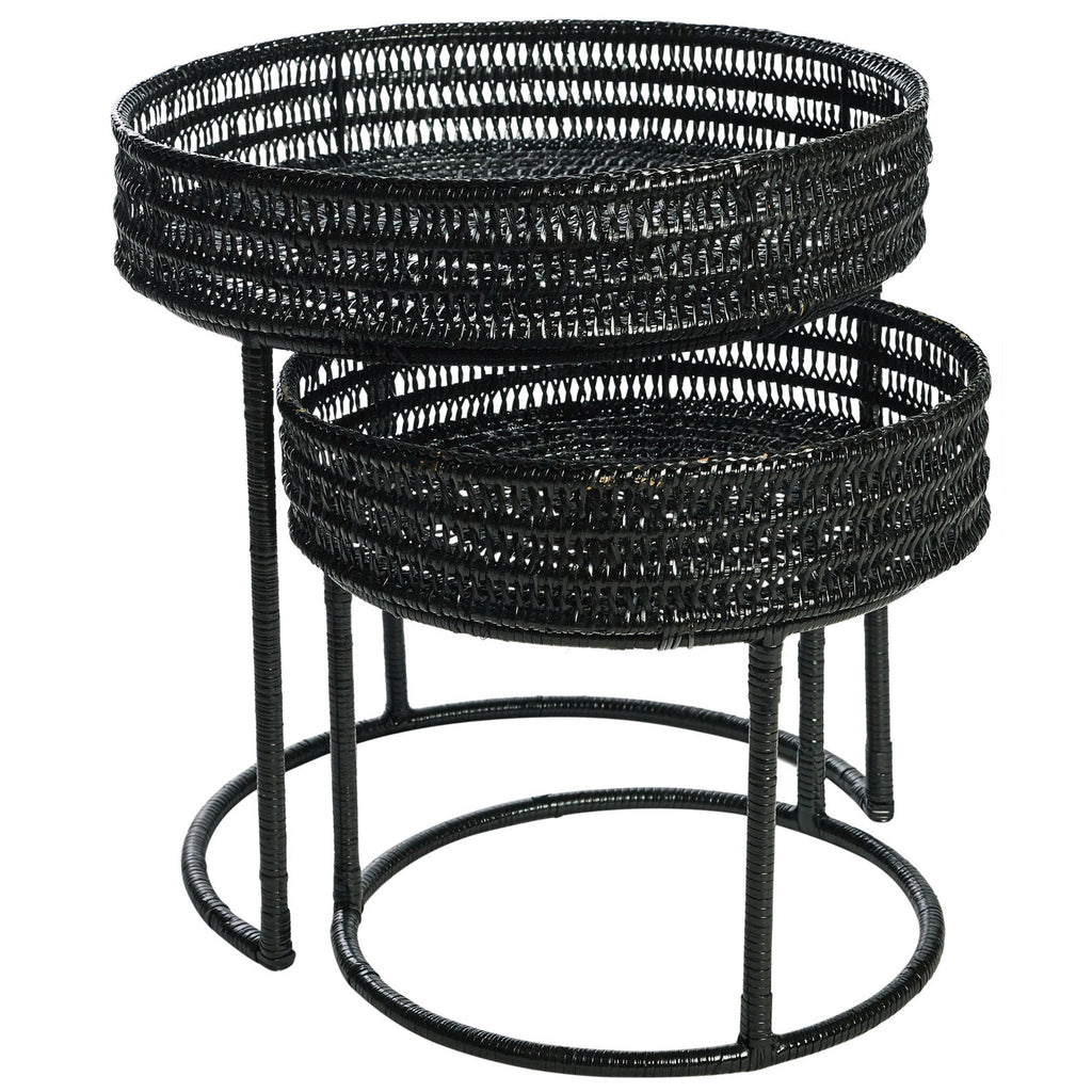 Pavillion Round Nesting Tables
