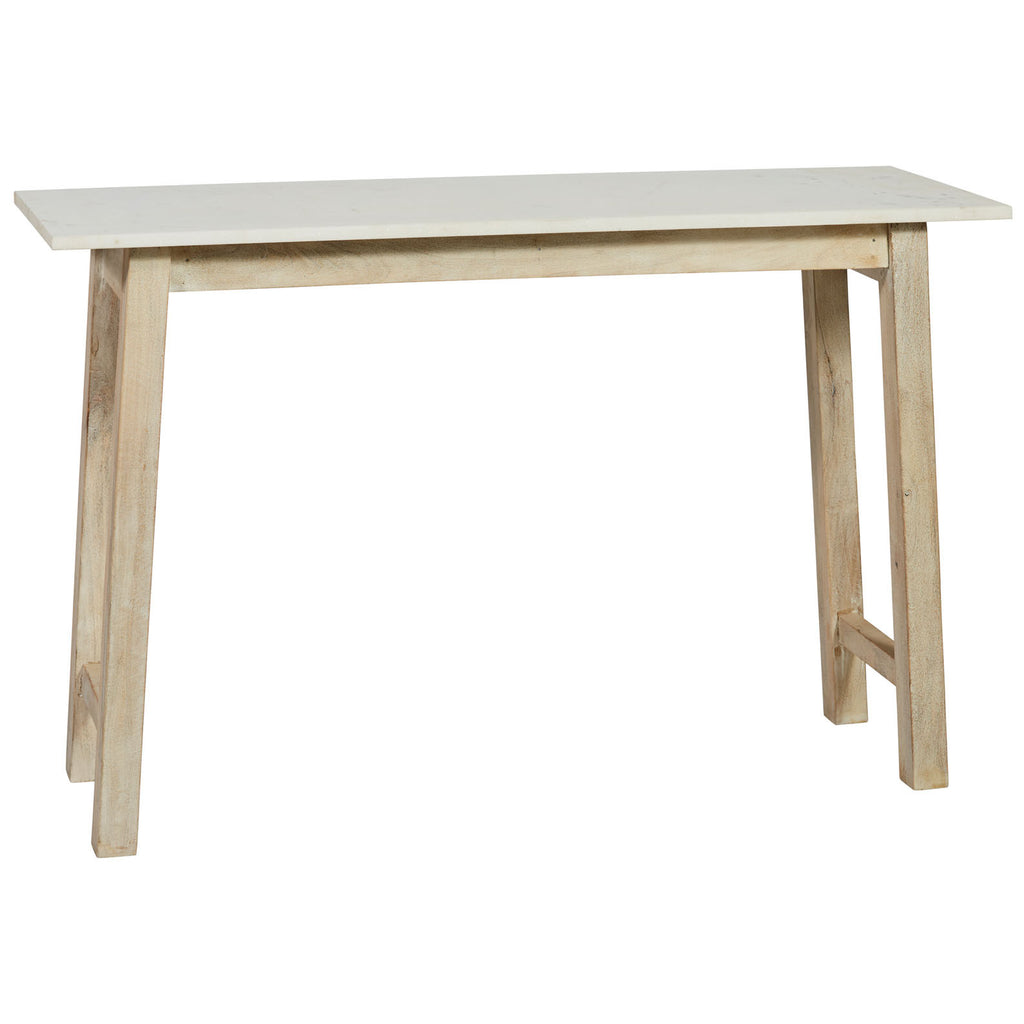Irving Marble Console Table