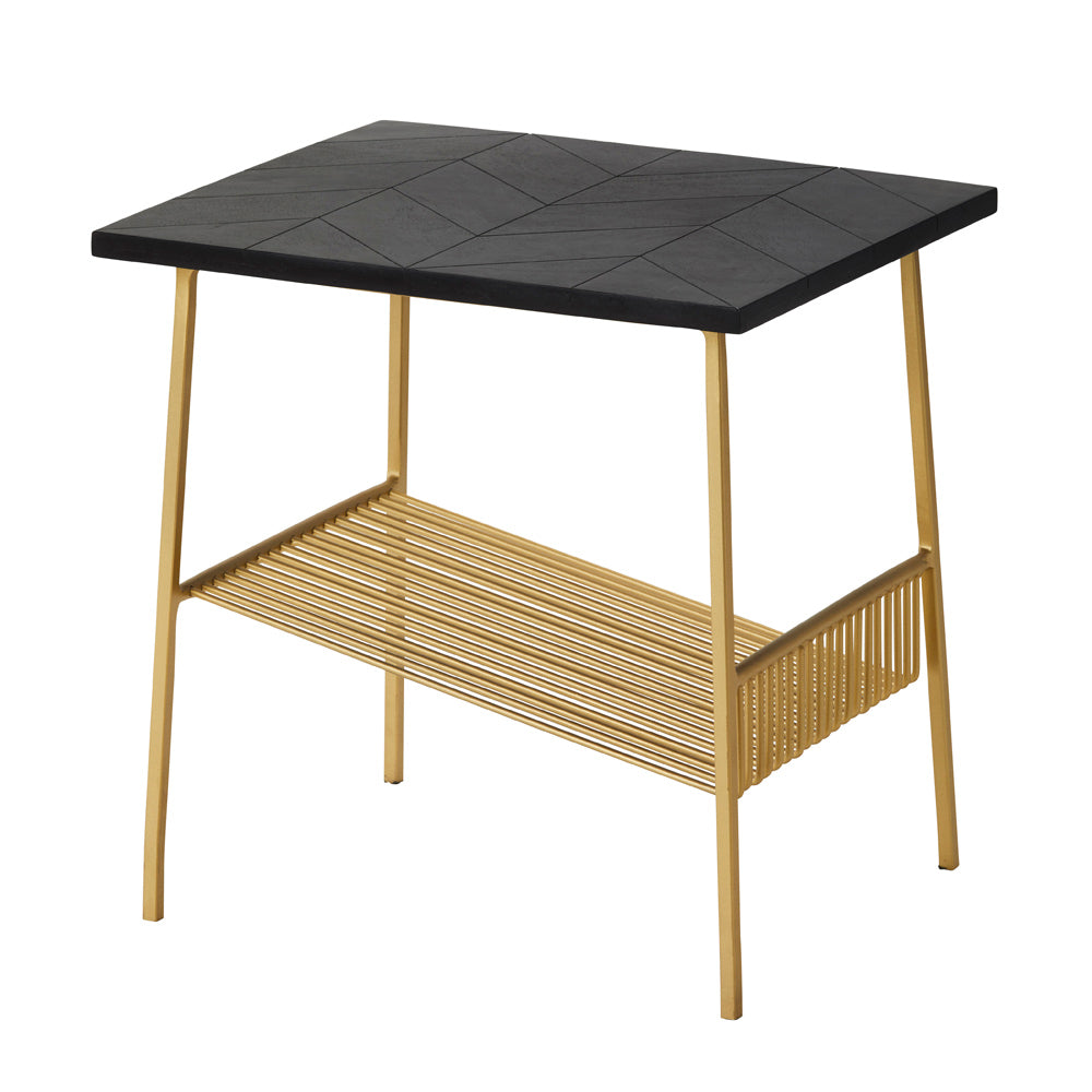 Gilte Side Table