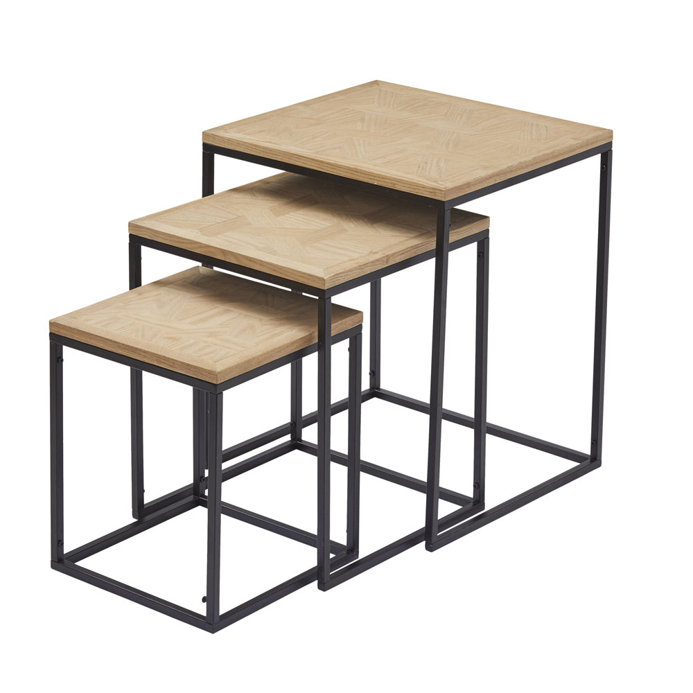 Boston Nesting S/3 Tables