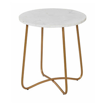 Astor Marble Side Table
