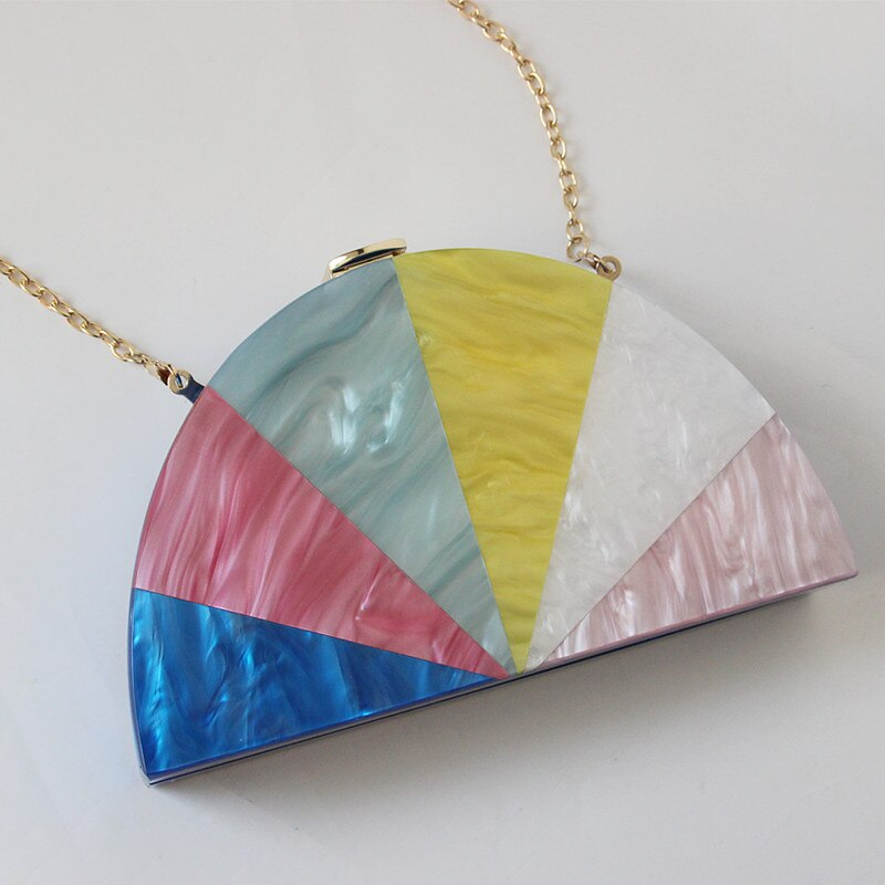 Paradiso Curved Clutch