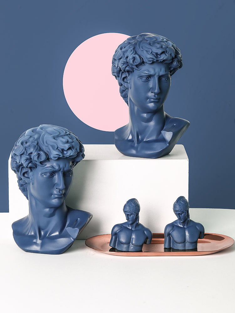 David Bust Collection