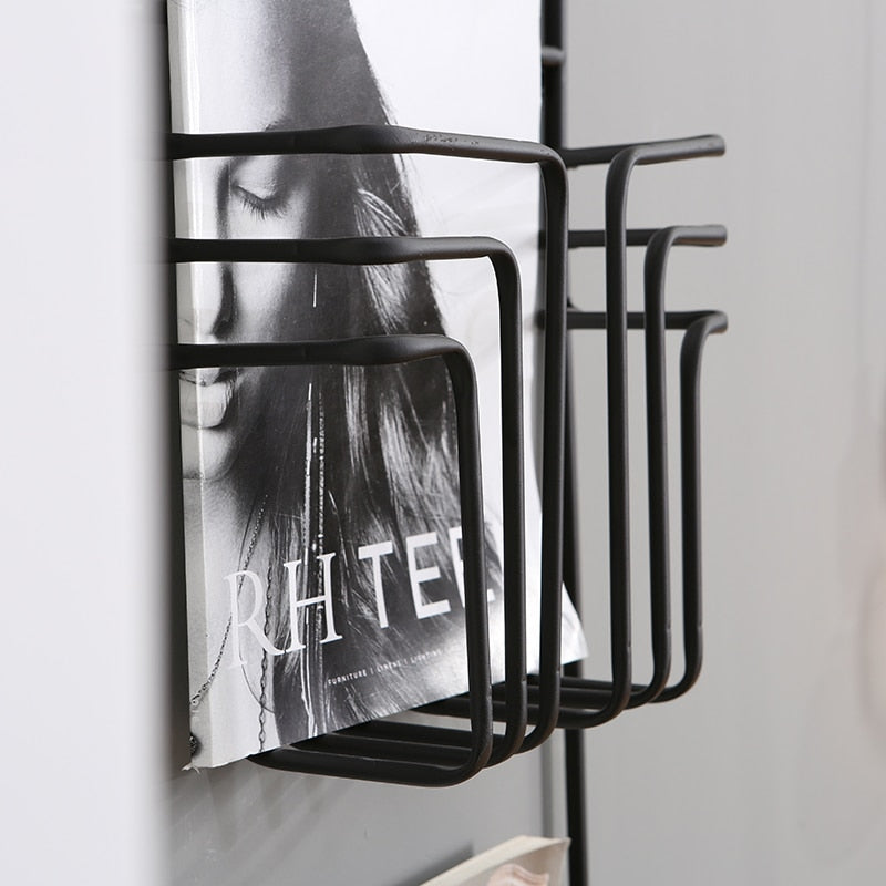 Astor Magazine Rack