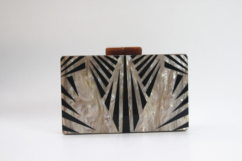 Gatsby Casual Clutch