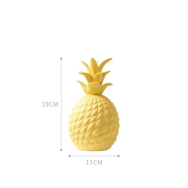 Pina Pineapple Sculpture