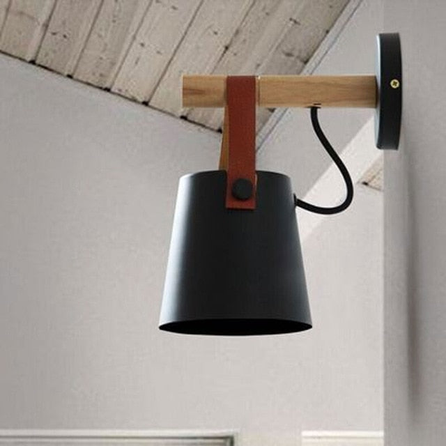 Cazhill Hanging Wall Lamp