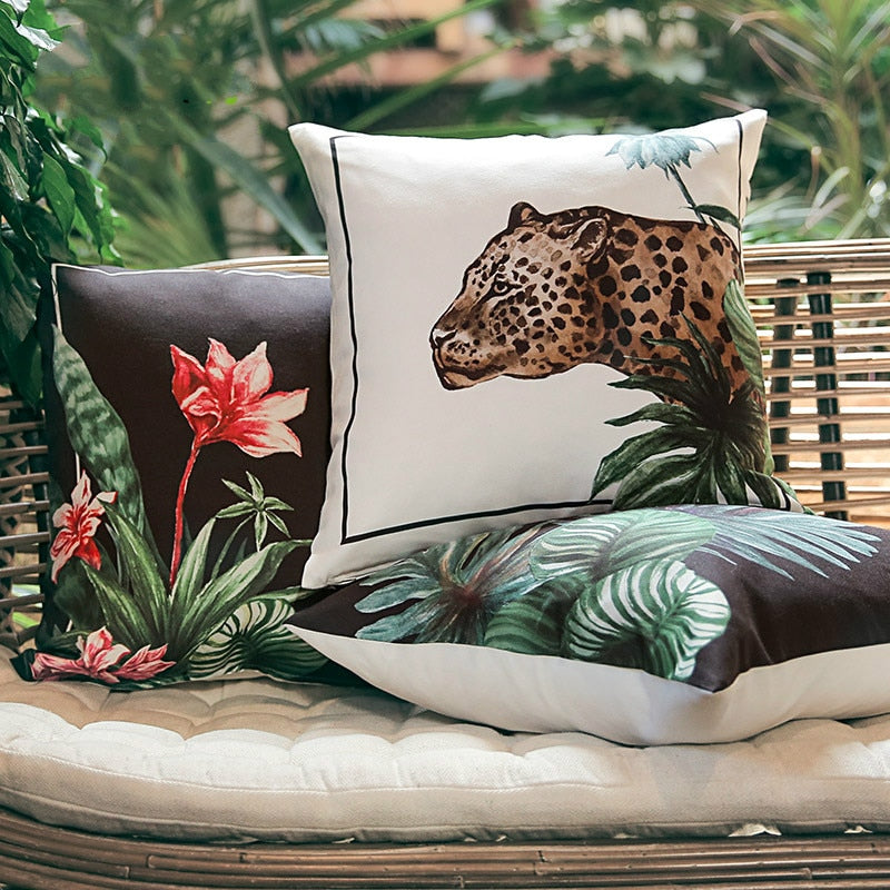 Amazonia Cushion Covers