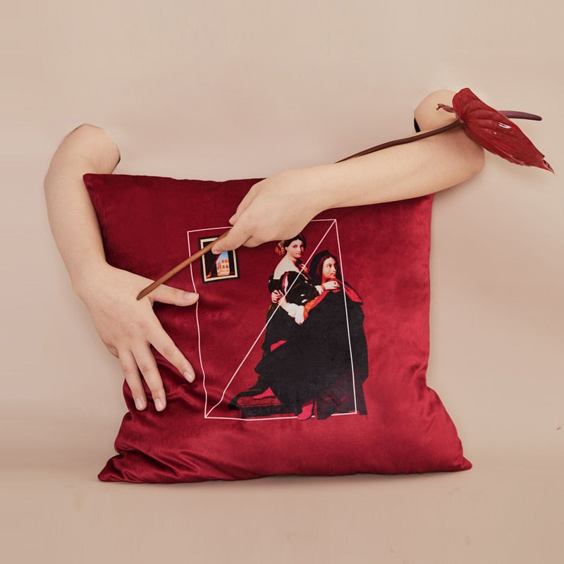 Calile Velvet Cushion Covers
