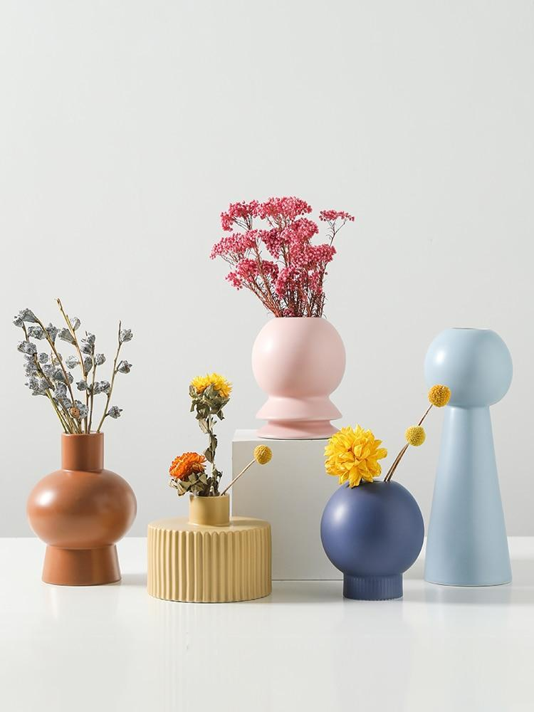 Slims Ceramic Vases