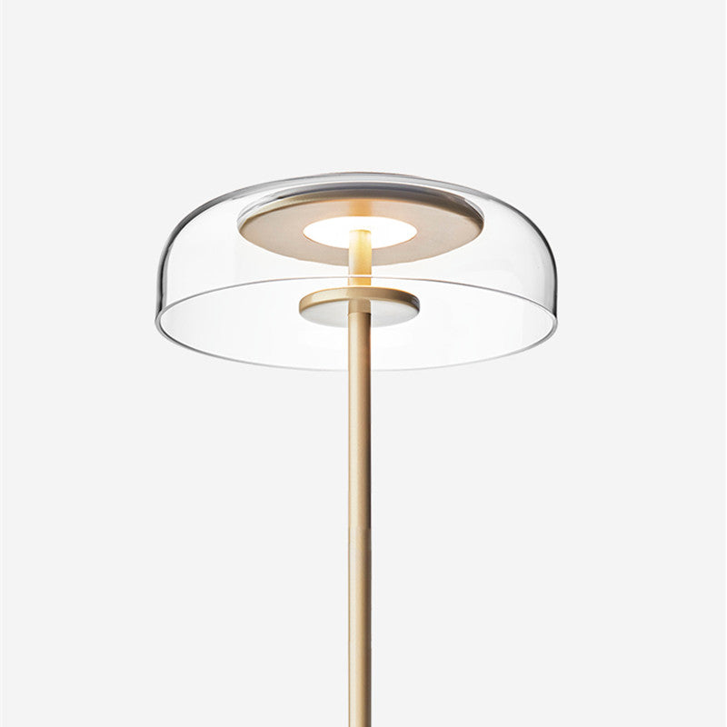 Malmo Glass Table Lamp