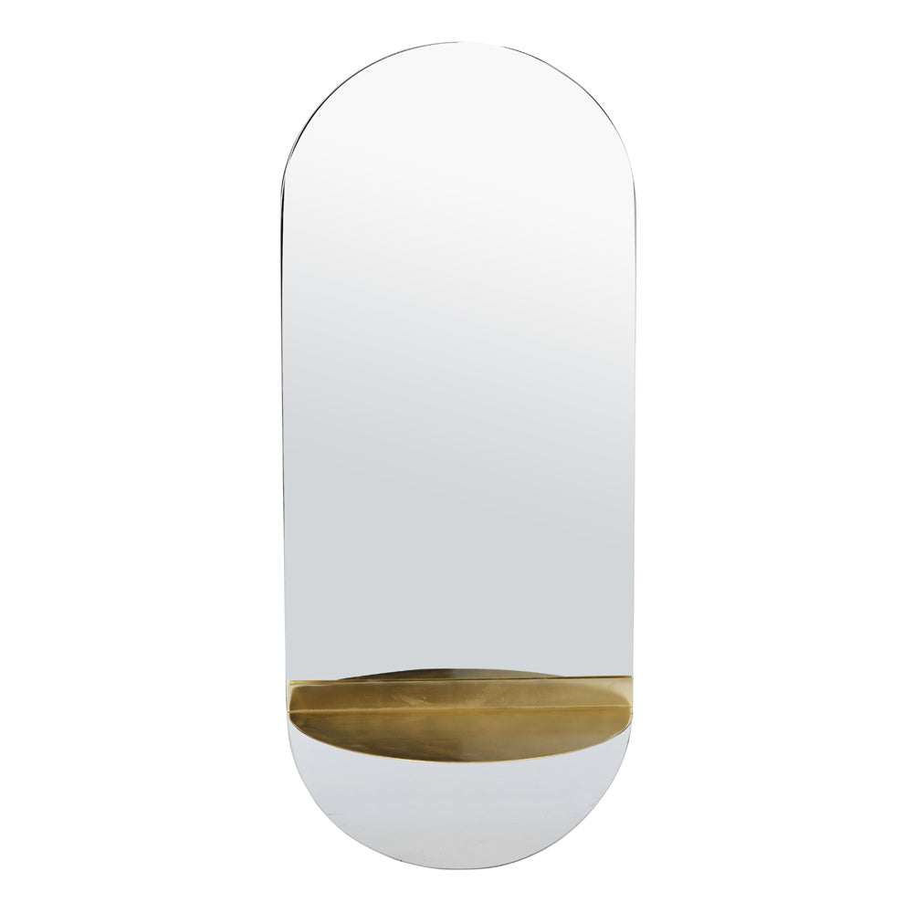 Royce Shelf Mirror