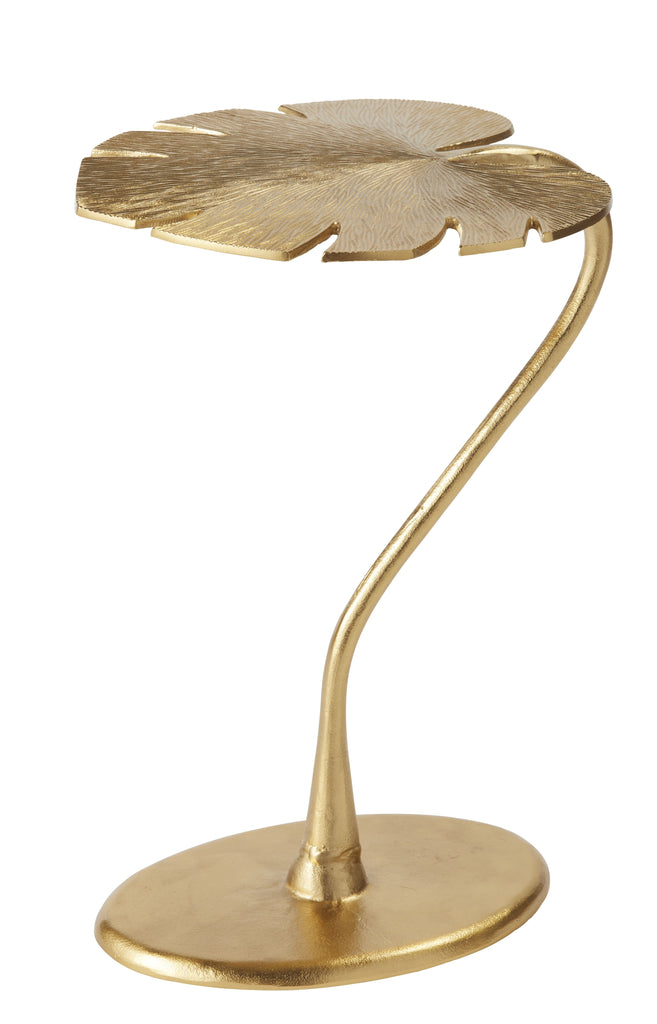 Monstera Side Table