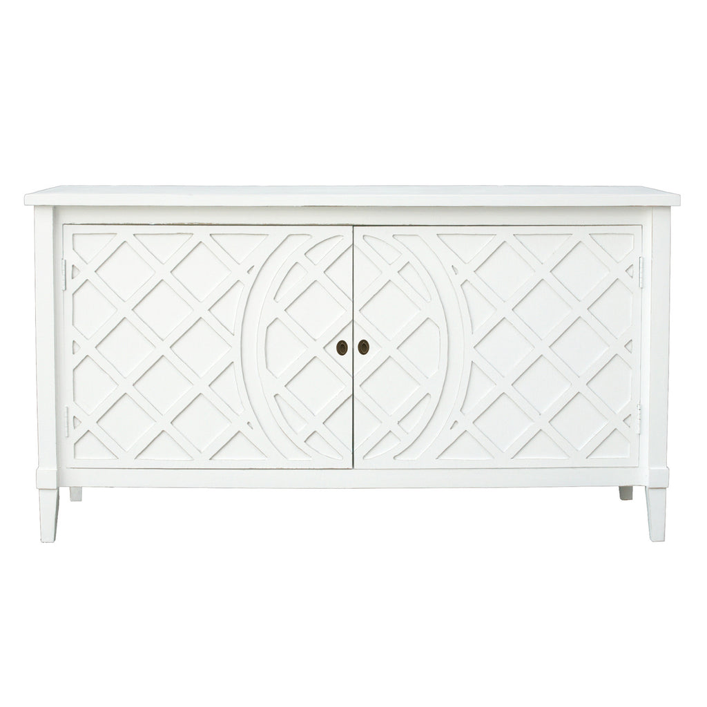 Rodin Lattice Sideboard