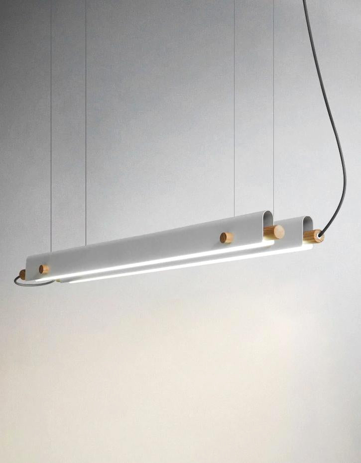 Astor Twin LED Pendant