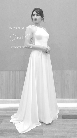 6 Most Popular Wedding Dress Styles - Yenny Lee Bridal Couture