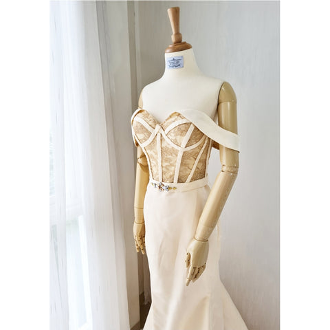 Yenny Lee Bridal Couture - Rihanna Evening Dress