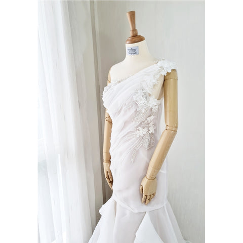Yenny Lee Bridal Couture - Jean Wedding Dress
