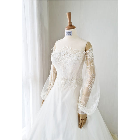 Yenny Lee Bridal Couture - Lucile Wedding Dress