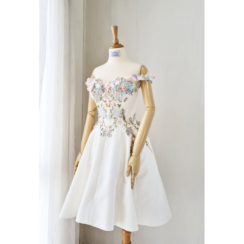 Yenny Lee Bridal Couture - Michelle Cocktail Dress