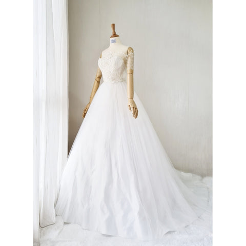 Yenny Lee Bridal Couture - Norma Wedding Dress