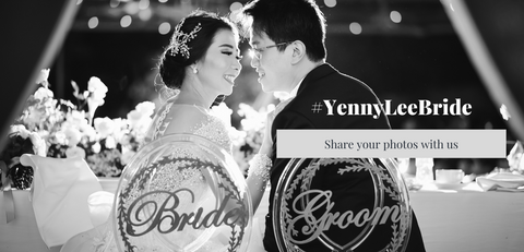 Submission #YennyLeeBrides - Yenny Lee Bridal Couture