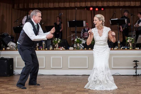 10 Father-Daughter Dance Songs Your Dad Will Love - Yenny Lee Bridal Couture
