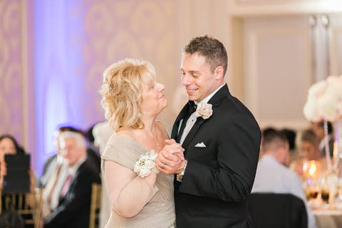 10 Mother-Son Dance Songs That Will Move Mom to Tears - Yenny Lee Bridal Couture