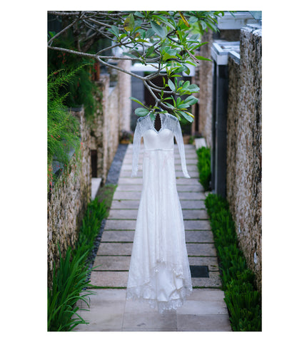 Wedding Dress Silhouettes Definitions - Yenny Lee Bridal Couture