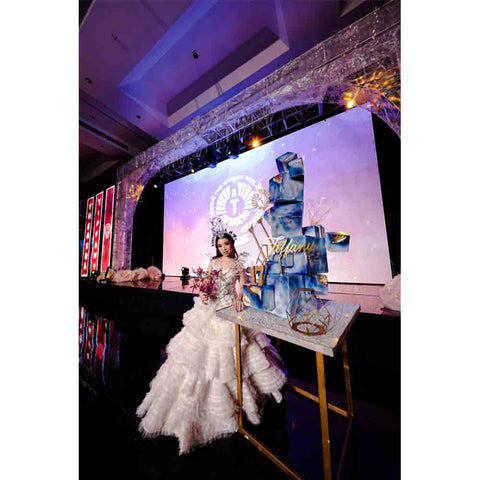 TIFFANY sweet 17 birthday gown - Yenny Lee Bridal Couture