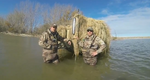 Mike Miller<br>Dig In for Duck Hunting