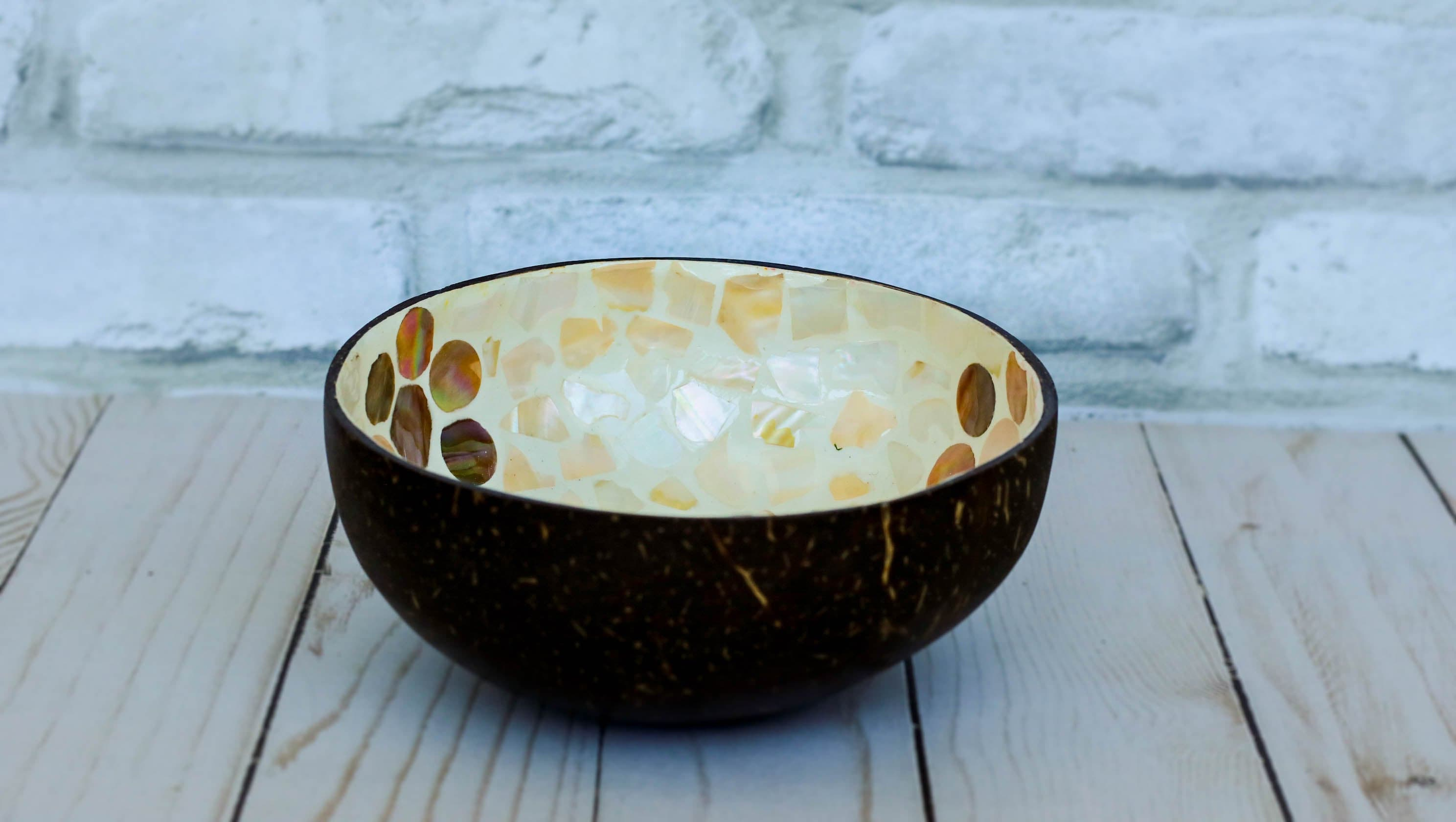 The Oddly Unique | Coconut Bowl