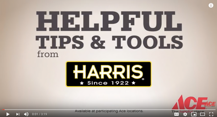 Harris Bed Bug Products Video