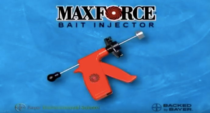 Maxforce Bait Injector Gun Video Guide