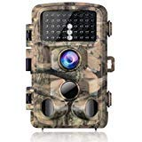Campark Rodent & Wildlife Camera, 14MP 1080P, Waterproof, Motion Activated Night Vision