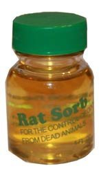 Rat Sorb Rodent Odor Eliminator (1 oz)