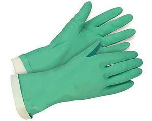 Professional Grade Reusable Nitrile Chemical Safety Gloves
