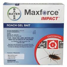 Load image into Gallery viewer, Maxforce Impact Roach Gel Bait (5 boxes - Twenty 30g Tubes)