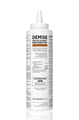 Demise Fire Ant and Insect Killer Powder (1 Pint)